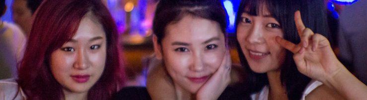Randenie s Kórejkou