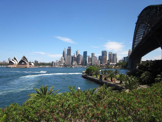 Sydney v Austrálií