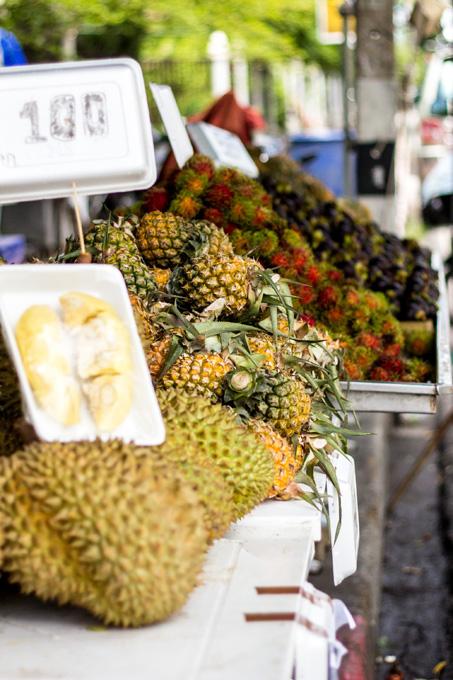 Úžasné thajské ovocie môžeš kúpiť skoro všade