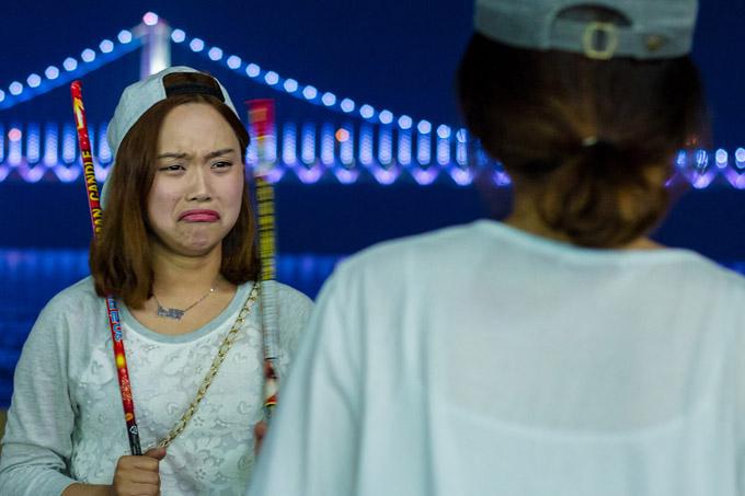 Prehnané emócie sú u kórejských dievčat bežné