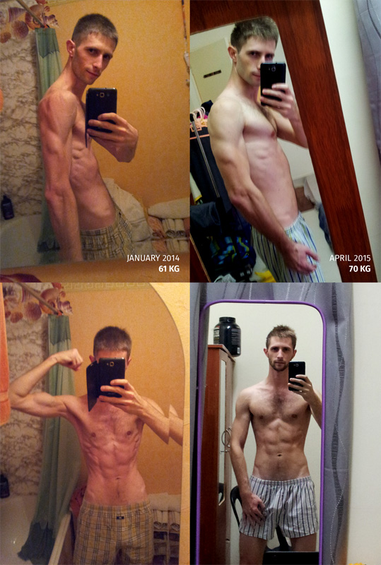 Zmena za 15 mesiacov