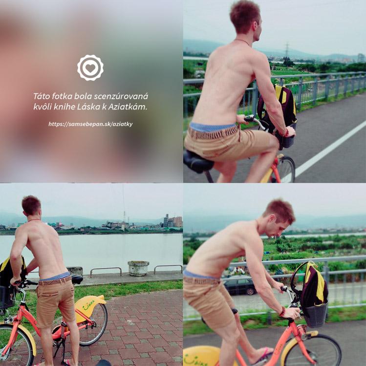 Taipei je skvelé mesto pre cyklistov