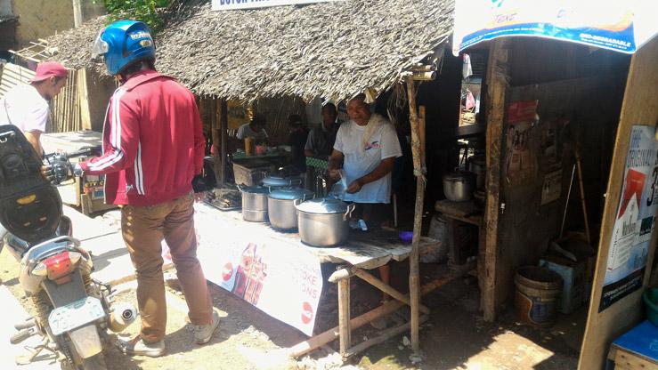 """Takto vyzerajú na Filipínach tradičné """"reštaurácie"""""""