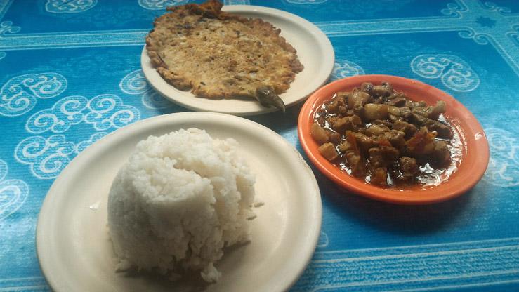 Filipínske jedlo