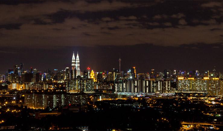 Koľko stoja 3 mesiace v Kuala Lumpur, Malajzia