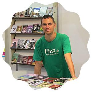 Peter Hoferek, hlavný autor kurzu Vydaj Svoju Knihu